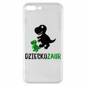 iPhone 7 Plus case Son dinosaur