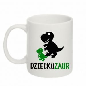 Mug 330ml Son dinosaur