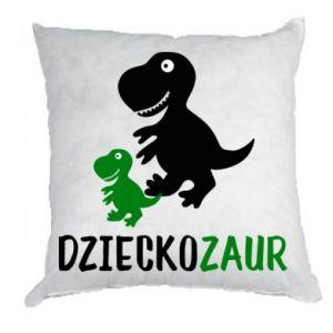Pillow Son dinosaur