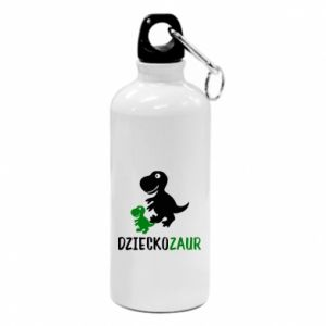 Water bottle Son dinosaur