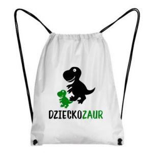 Backpack-bag Son dinosaur