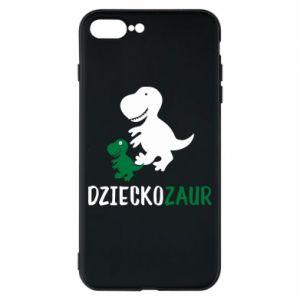 iPhone 8 Plus Case Son dinosaur