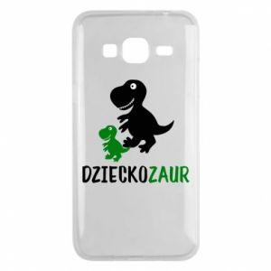 Samsung J3 2016 Case Son dinosaur