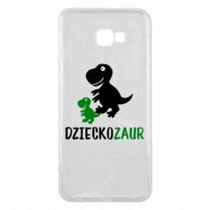 Samsung J4 Plus 2018 Case Son dinosaur