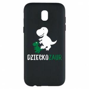Samsung J5 2017 Case Son dinosaur
