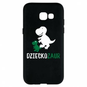 Samsung A5 2017 Case Son dinosaur