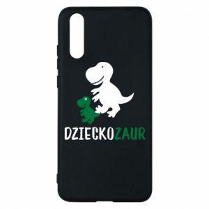 Huawei P20 Case Son dinosaur