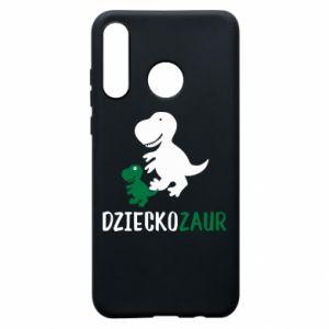 Huawei P30 Lite Case Son dinosaur