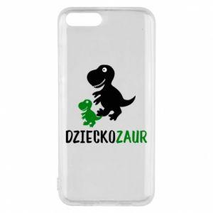 Xiaomi Mi6 Case Son dinosaur