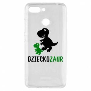 Xiaomi Redmi 6 Case Son dinosaur