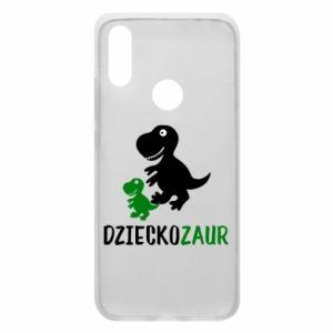 Xiaomi Redmi 7 Case Son dinosaur