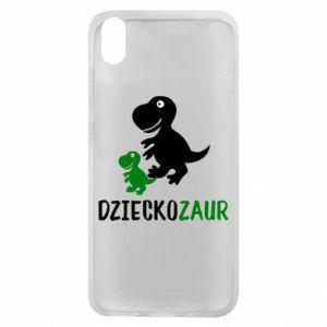 Xiaomi Redmi 7A Case Son dinosaur