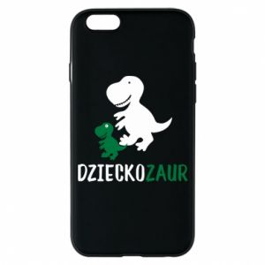 iPhone 6/6S Case Son dinosaur