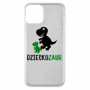 iPhone 11 Case Son dinosaur