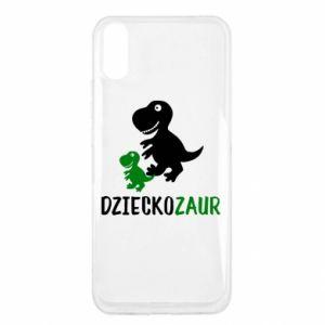 Xiaomi Redmi 9a Case Son dinosaur