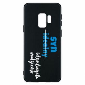 Etui na Samsung S9 Syn idealnych rodziców