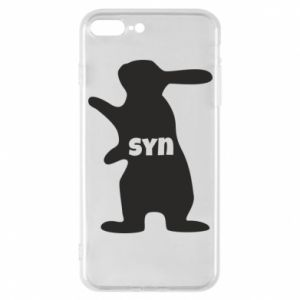 Phone case for iPhone 7 Plus Son - Bunny