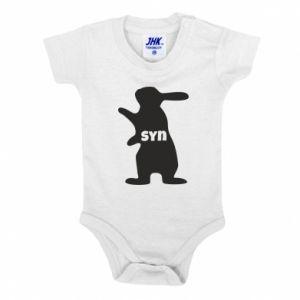 Body dla dzieci Syn - królik