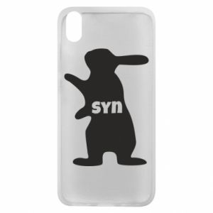Etui na Xiaomi Redmi 7A Syn - królik