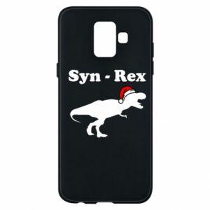 Etui na Samsung A6 2018 Syn - rex