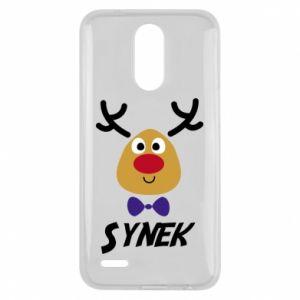 Etui na Lg K10 2017 Synek