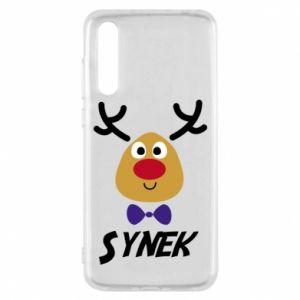Etui na Huawei P20 Pro Synek