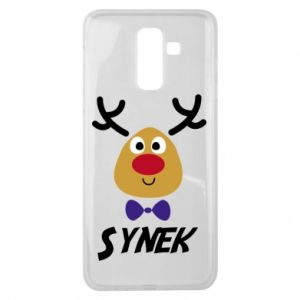 Etui na Samsung J8 2018 Synek