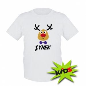 Koszulka dziecięca Synek