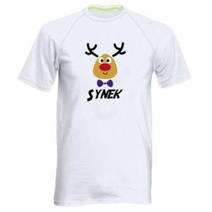 Koszulka sportowa męska Synek