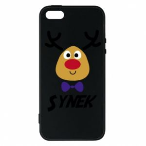 Etui na iPhone 5/5S/SE Synek