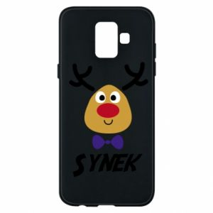 Etui na Samsung A6 2018 Synek