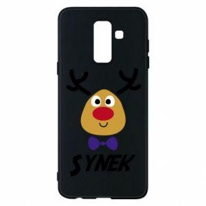 Etui na Samsung A6+ 2018 Synek