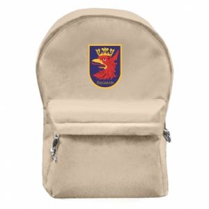 Backpack with front pocket Szczecin