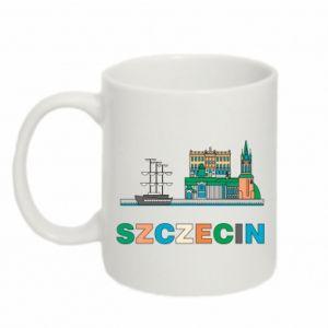 Kubek 330ml Miasto Szczecin