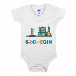 Body dla dzieci Miasto Szczecin - PrintSalon