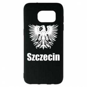 Męska koszulka sportowa Miasto Szczecin - PrintSalon