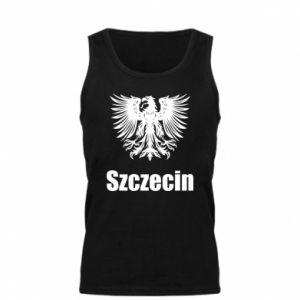 Męska koszulka Szczecin - PrintSalon
