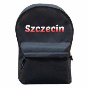 Plecak z przednią kieszenią Szczecin