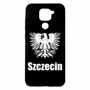 Xiaomi Redmi Note 9 / Redmi 10X case % print% Szczecin