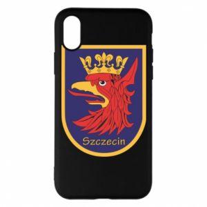 Phone case for iPhone X/Xs Szczecin