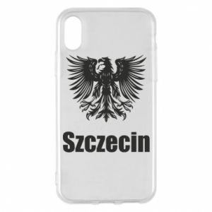 Etui na iPhone X/Xs Szczecin - PrintSalon