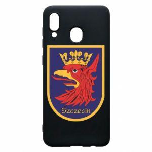 Phone case for Samsung A20 Szczecin