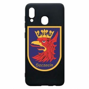 Phone case for Samsung A30 Szczecin