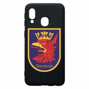 Phone case for Samsung A40 Szczecin