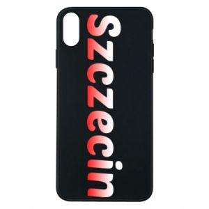 Etui na iPhone Xs Max Szczecin
