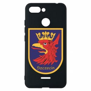 Phone case for Xiaomi Redmi 6 Szczecin