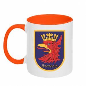 Two-toned mug Szczecin