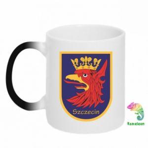 Chameleon mugs Szczecin