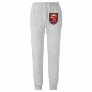 Męskie spodnie lekkie Szczecin