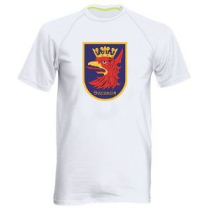 Men's sports t-shirt Szczecin